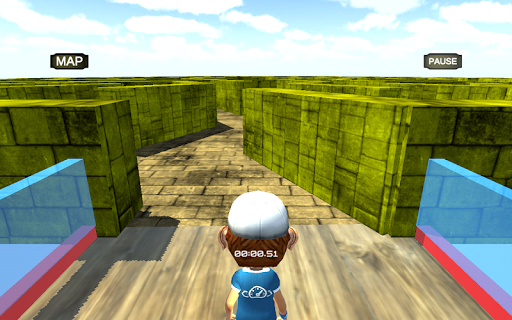 Capturas de pantalla de Epic Maze Boy 3D 5