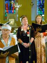 Photo: Ken Haslett, Móire Stenson & Irene Kavanagh