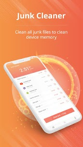 Memory cleaner. Speed booster & junk removal 3