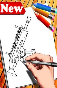 How To Draw Fortnite Google Play Ilovalari