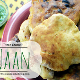 Pizza Stone Naan