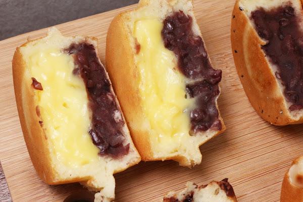 舊識紅豆餅 天然健康、內餡飽滿的學生最愛課後點心