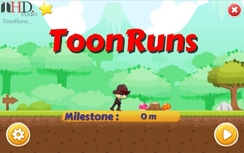 ToonRuns- screenshot thumbnail