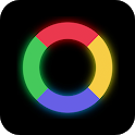 Logic circles. Puzzle game. icon