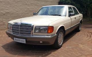 Mercedes-Benz 500 SE Rent Gauteng