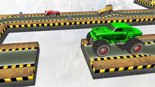 Monster Truck Racing New Game 2020 Racing Car Game screenshots 7