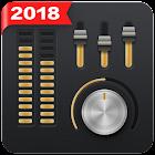 音楽プレーヤー - ベースブースター icon