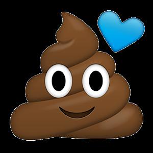 Resultado de imagen de caca emoji png