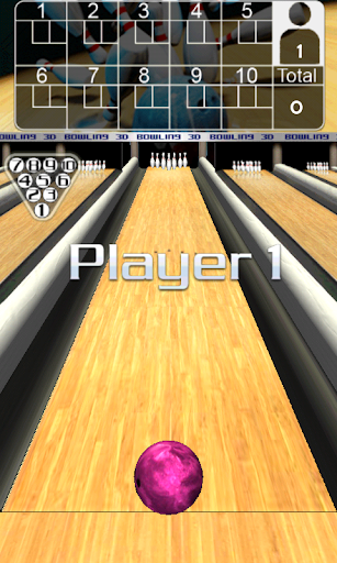 3D Bowling 3.2 screenshots 2
