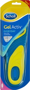 Scholl Active Everyday Gel Insoles for Women