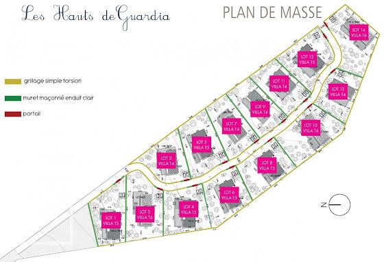 Vente villa 6 pièces 164 m2