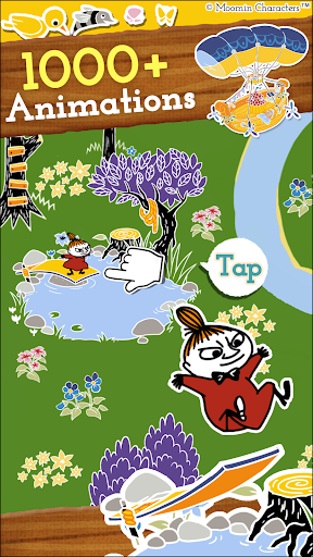 MOOMIN Welcome to Moominvalley 5.14.0 screenshots 3