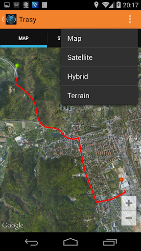 Move Bike Computer screenshot 3
