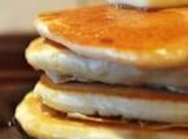 Perfect Pancakes With Homemade Maple Syrup Recipe