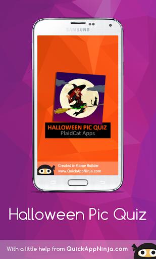 Halloween Pic Quiz