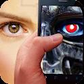 Robot Visão Simulator Prank icon
