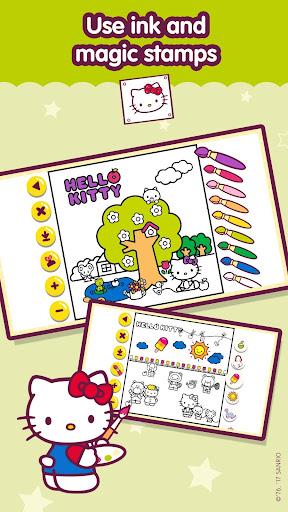Hello Kitty u2013 Activity book for kids apktram screenshots 3