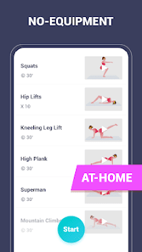 Home Workout - ABS & Butt Workout