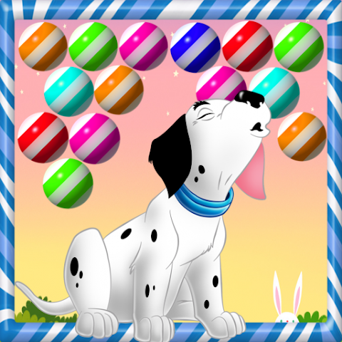 android Bubble Dog Pop 2016 Screenshot 1