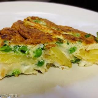Potato Frittata Goat Cheese Recipes