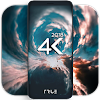 4K Wallpapers - Auto Wallpaper Changer APK Icon