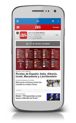 Diarios de España - screenshot
