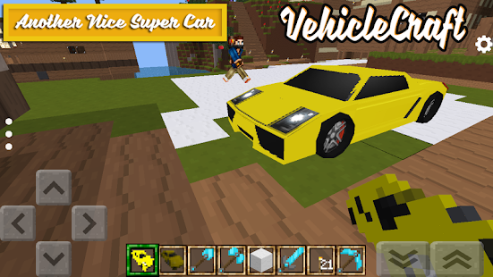 VehicleCraft Games Free Pocket Edition - náhled