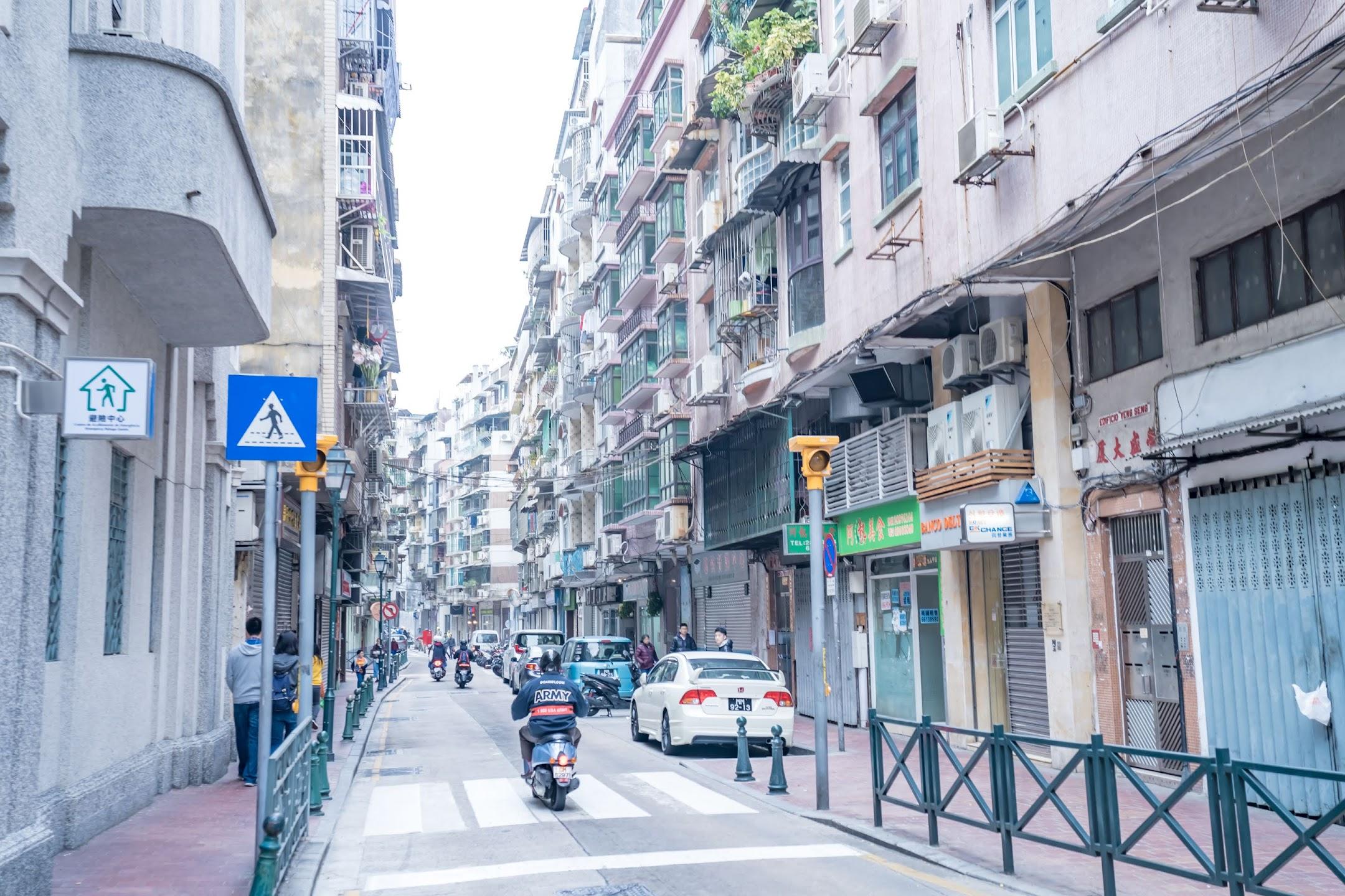 Macau off-street2