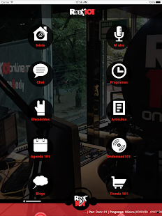 Rock 101 online- screenshot thumbnail