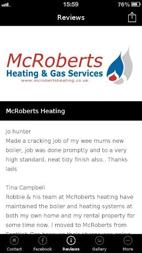 McRoberts Heating