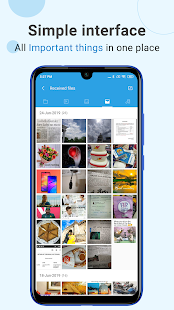 App ShareMe (MiDrop) - Transfer files without internet APK for Windows Phone