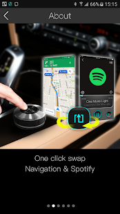 CCi - In-Car Smartphone Control - náhled