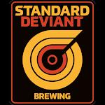 Logo for Standard Deviant Brewing