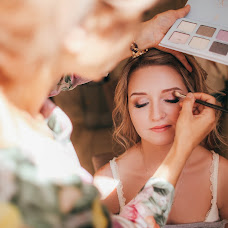 Wedding photographer Yuliya Tieva (Tieva). Photo of 27.08.2018