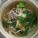 Champa Noodle Soup (Pho Bowl) (L)