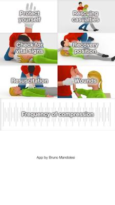First Aid White Cross - screenshot