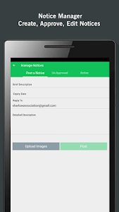 ADDA Admin App for RWA members screenshot 18