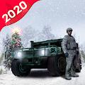 Off-road Jeep Drive-Winter Season Simulator APK