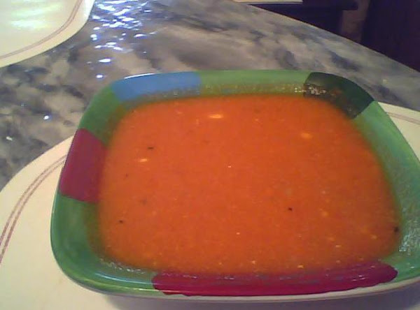 Roasted Pepper & Sundried Tomato Soup Recipe