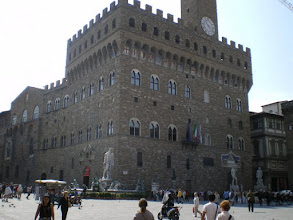 Photo: Piazza del Domo, Florence