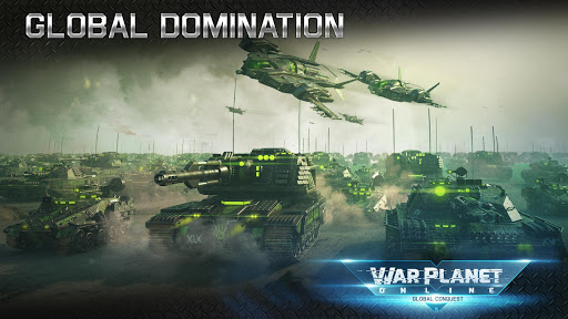 War Planet Online: Real Time Strategy MMO Game 3.2.1 pic 2