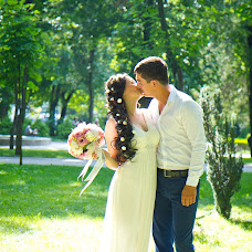 Wedding photographer Nina Miloshevskaya (ninafoto). Photo of 08.08.2016