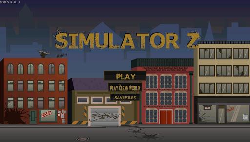 Télécharger Zombie Simulator Z - Free APK MOD 1