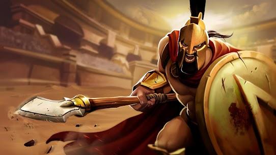 Gladiator Heroes Clash – Fight epic clan battles 5