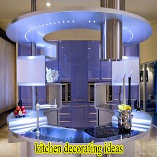 Kuchyňské nápady zdobení - náhled