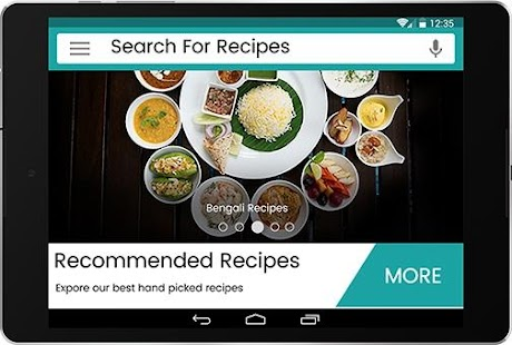 5000 bengali recipes free android apps on google play 5000 bengali recipes free screenshot thumbnail forumfinder Images