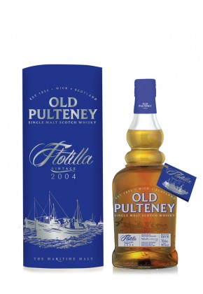 Old pulteney 2004 Flotilla