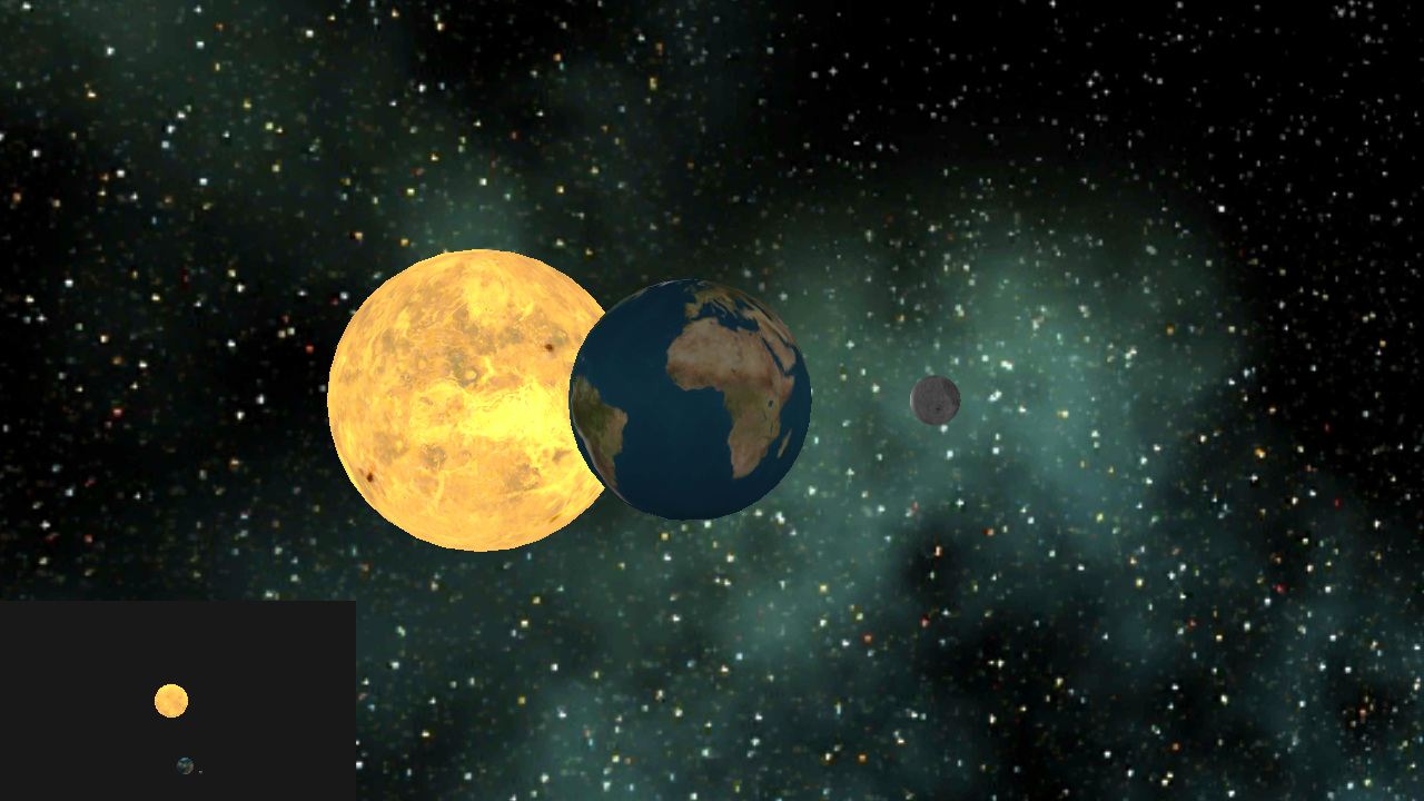 Solar System Simulation - Android Apps on Google Play