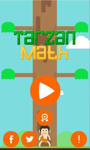 Tarzan Math
