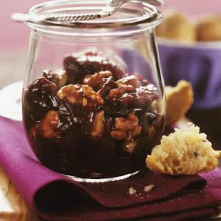Nutty Fruit Preserve Recipe